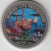 Palau 1 Dollar Palau 2002  Knurrhahn