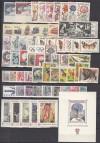 Tschechoslowakei Lot ** kompletter Ausgaben aus 1963 - 67 ( S 2284 )
