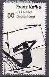 Bund Mi. Nr. 2680 Franz Kafka o