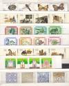 Portugal Azoren Lot 7 verschiedene Markenheftchen ** ( S 1029 )