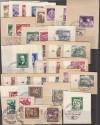 DR Lot kompletter Ausgaben Briefstücke  ( S 2108 )