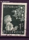 �sterreich Mi. Nr. 994 Weihnachten 1953 o