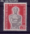 Berlin 1954 Mi. Nr. 119 ** Attentat 20. Juli