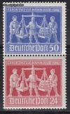 Gemeinschaftsausgaben 1948 Zusammendruck S Zd 3 **