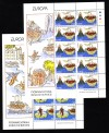 Irland 2 Kleinbogen Europa 1994 ** ( K 93 )