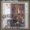 Berlin 1987 Mi. Nr. 797 o Weihnachten