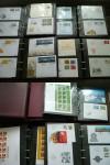 Supersammlung FDC, Postkarten Numisbriefe Schweiz 1990-2014 (K43)
