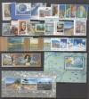Lettland Lot kompletter Ausgaben 2000 - 2001 **  ( s 2166 )