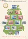 DDR Block 19 o 15 Jahre DDR