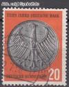 Bund Mi. Nr. 291 o 10 Jahre Deutsche Mark