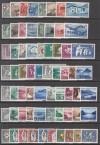 Schweiz alle Pro Patria Ausgaben 1945 - 1958 **  ( S 2209 )