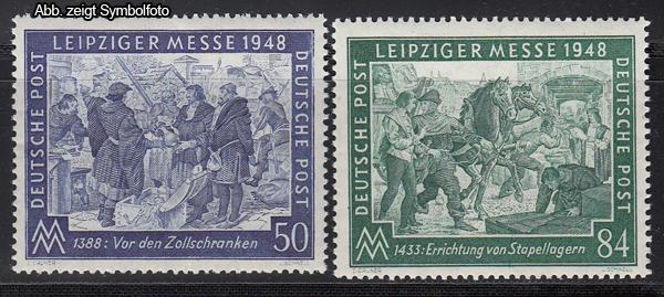 Briefmarken Gemeinschaftsausgaben 1947 Michel Nr 967 968