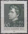 Berlin 1981 Mi. Nr. 637 ** Achim von Arnim