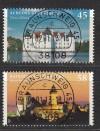 Bund Mi. Nr. 2972 - 2973 Burgen und Schl�sser 2013 o