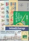 Westeuropa Lot 7 verschiedene Markenheftchen ** ( S 1034 )