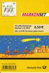 Bund Markenheftchen 94 ** mit Heftchenblatt sk Weihnachten 2013