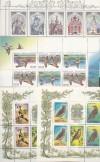 Russische F�rderation 4 verschiedene Kleinbogen 1995 ** ( K 44 )