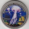 Palau 1 Dollar Palau 2001 Qualle