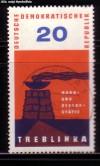 DDR Mi. Nr. 975 o Gedenkst�tte Treblinka