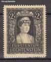 Liechtenstein Mi. Nr. 256 Tod der F�rstin Elsa **