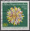 Berlin 1985 Mi. Nr. 734 o Bundesgartenschau