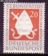 Bund Mi. Nr. 199 ** Bonifatius
