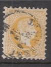 Österr. Post in der Levante Mi. Nr. 1 II o Stempel Bukarest