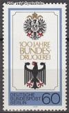 Berlin 1979 Mi. Nr. 598 ** Bundesdruckerei