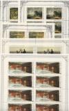 Sowjetunion Mi. Nr. 5615 - 5619 ** Kleinbogensatz Gemälde ( K 1 )