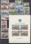 Sowjetunion Mi. Nr. 1137 - 1151 und Block 10 o Moskau 800 Jahre