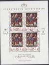 Liechtenstein Kleinbogen Mi. Nr. 1151 ** Landespatrone Lucius