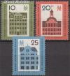DDR Mi. Nr. 873 - 875 ** Fr�hjahrsmesse 1962