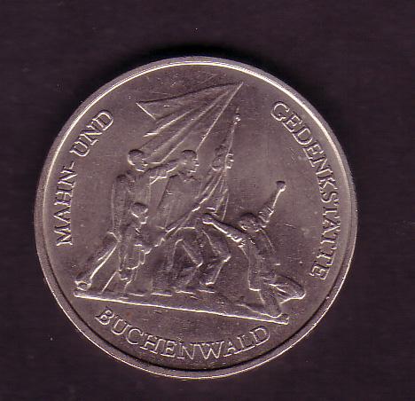 Ddr Gedenkmünze 10 Mark Buchenwald 1972 Günstig Kaufen Im