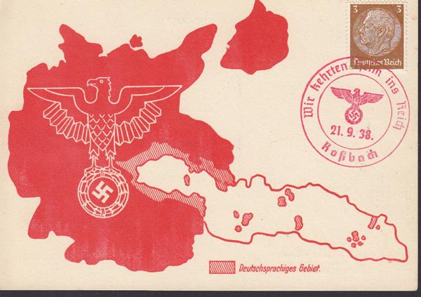 Deutsches Reich Postkarte Deutschsprachige Gebiete K 34 Günstig