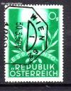 �sterreich Mi. Nr. 935 Esperantokongre� 1949 o