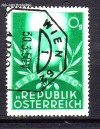 Österreich Mi. Nr. 935 Esperantokongreß 1949 o