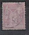 Frankreich Mi. Nr. 76 o Freim. Allegorien 5 Fr
