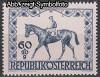 �sterreich Mi. Nr. 811 Pferderennen Wien **