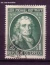 �sterreich Mi. Nr. 1007 Rottmayr 1954 o