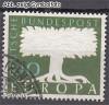 Bund Mi. Nr. 294 o Europamarke mit Wasserzeichen