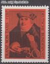 Bund Mi. Nr. 535 ** Franz von Taxis