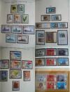 Sowjetunion Super überkomplette Sammlung 1973 - 1977 ** ( A 87 )