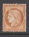 Frankreich Mi. Nr. 35 ** Ceres 40 C