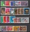Schweiz Jahrgang 1981 komplett Mi. Nr. 1191 - 1213 o