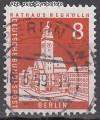 Berlin 1959 Mi. Nr. 187 o Rathaus Neuk�lln