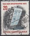 Berlin 1972 Mi. Nr. 439 o Tag der Briefmarken