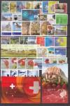 Schweiz Jahrgang 2009 komplett Mi. Nr. 2089 - 2088 **
