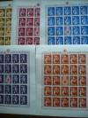 Kroatien Kleinbogen Mi. Nr. 86 - 90 **  Rotes Kreuz 1942