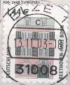 Bund Mi. Nr. 2348 o DS Seh.w�rdigkeiten