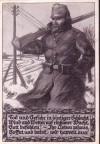 Feldpostkarte I. Weltkrieg ungebraucht (F11)